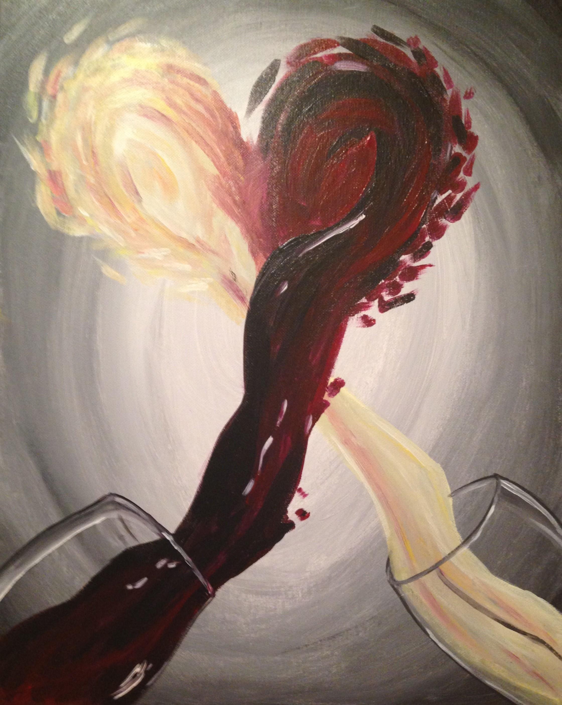 Rezclick epicurean theatre classes for Wine and paint indianapolis